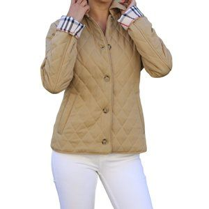 Classic  Quilted Jacket